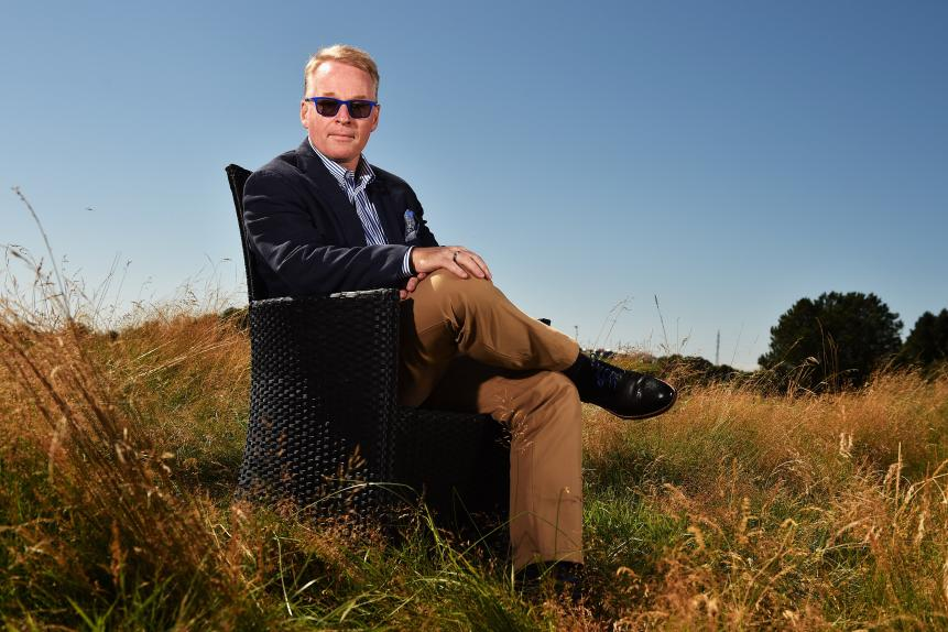 Is Keith Pelley an innovator or a carnival barker?