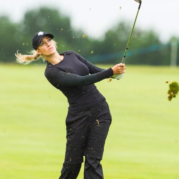 Paige Spiranac Makes Cut At LETs Scottish Open