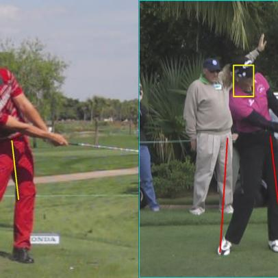 The Remarkable Swing Similarities Between Swedes Henrik Stenson & Annika Sorenstam