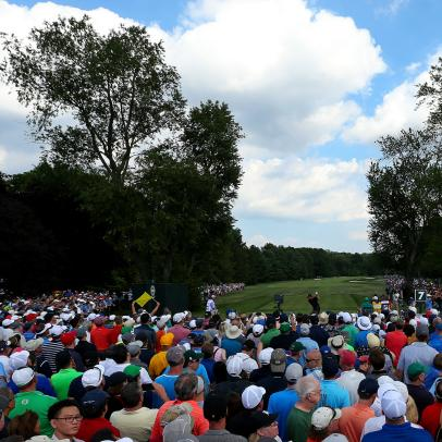 The funniest things overheard in the gallery on Friday at the PGA Championship