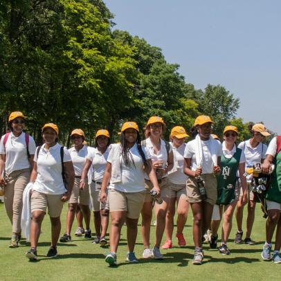 Western G.A.'s Caddie Academy offers teenage girls a summer to remember