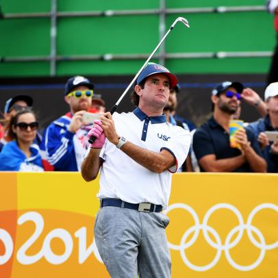 Bubba Watson offers rave reviews on everything Rio, even his opening 73