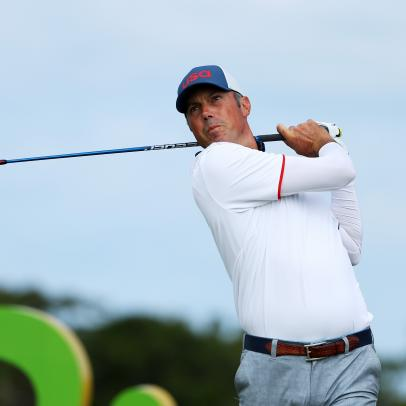 U.S. golfers' medal-sweep aspirations already in jeopardy