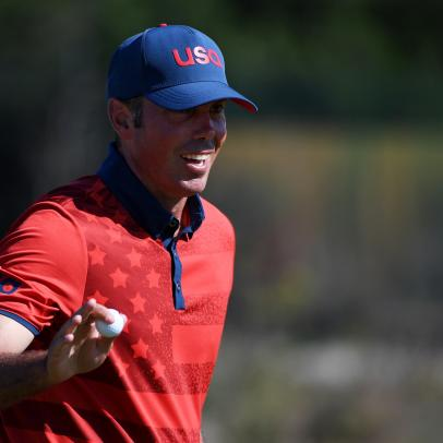 Matt Kuchar embraces Olympic moment en route to surprise bronze medal