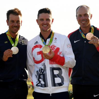 Olympic Golf Style Review