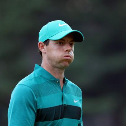 Rory McIlroy's deleted tweet proves he has a long memory