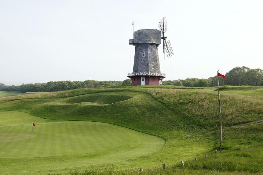 Windmill, National Golf Links of America