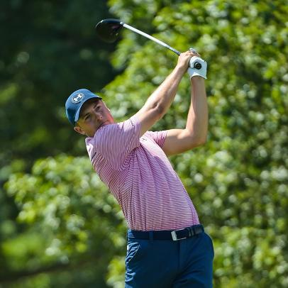 Jordan Spieth rebounds at the Barclays, still doesn't feel great about the driver