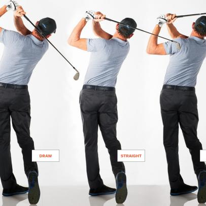 Change Your Shot Shape By Changing Your Finish