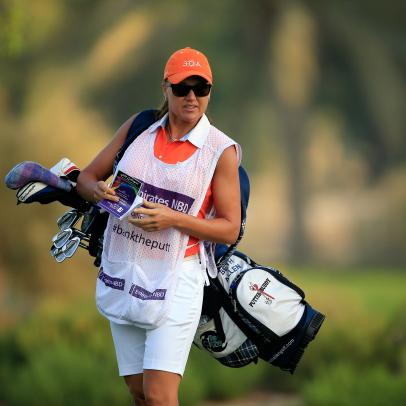 Sophie Gustafson: Why I Hung Up My Spikes to Become a Caddie