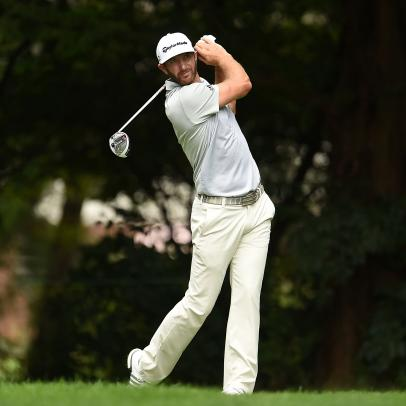 Winner's Bag: Dustin Johnson, BMW Championship