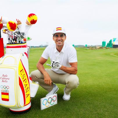 Rafa Cabrera Bello Is Having One Awesome Year
