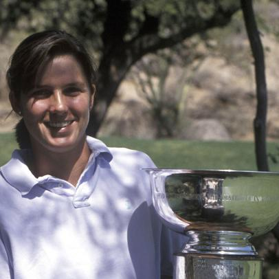 A shortened career didn't stop Sarah LeBrun Ingram from becoming a pioneer in Mid-Am golf