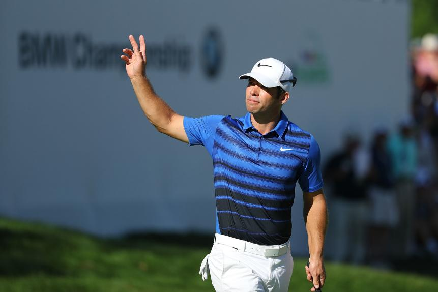 No. 5 -- Paul Casey