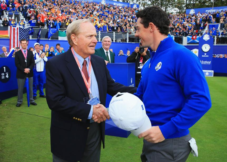 The Ryder Cup Is Contentious
