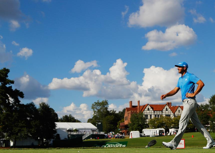 Dustin Johnson: Tour Championship