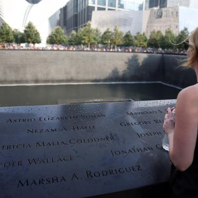 A regular commute past the NYC 9/11 site inspires a book of honor