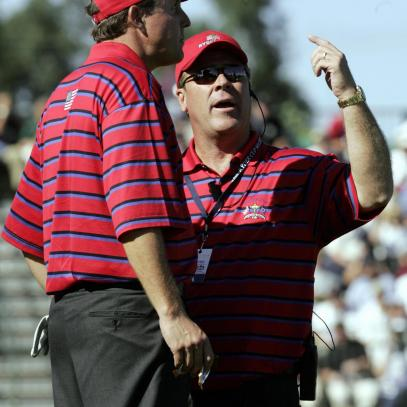 Hal Sutton on Phil Mickelson's Ryder Cup broadside: 'He let his whole team down'