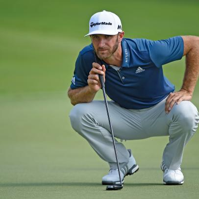 Dustin Johnson, Adidas agree to multi-year apparel deal