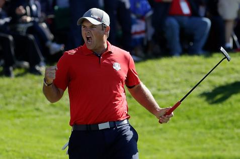 Sunday pairings: Patrick Reed vs. Rory McIlroy headlines Ryder Cup singles matches