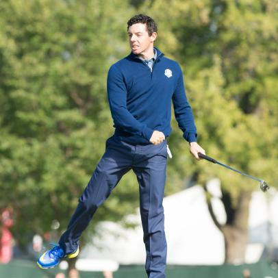2016 Ryder Cup: Friday Birdies & Bogeys