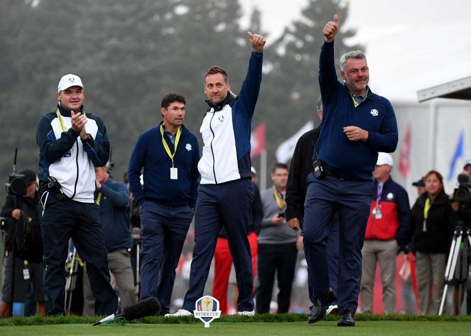 darren-clarke-happy-european-team-ryder-cup-2016-friday.jpg