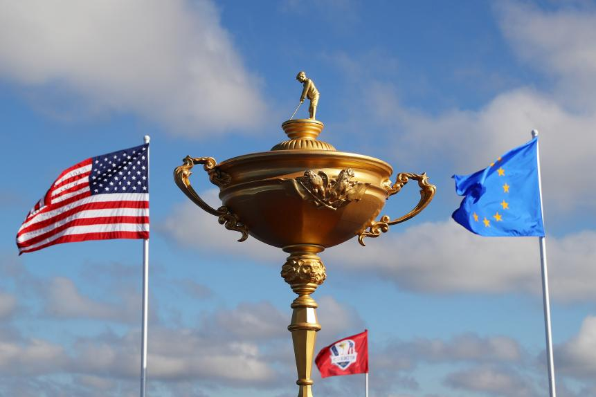 Who is the Ryder Cup named after?