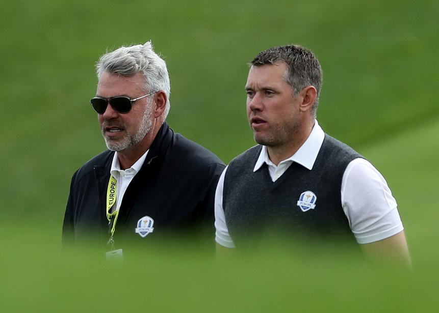 While Darren Clarke's two veteran picks -- Lee Westwood and Martin Kaymer -- recorded just one point in seven matches
