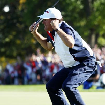 Phil Mickelson's redemption: U.S. victory makes him 'America's ultimate Ryder Cup legend'
