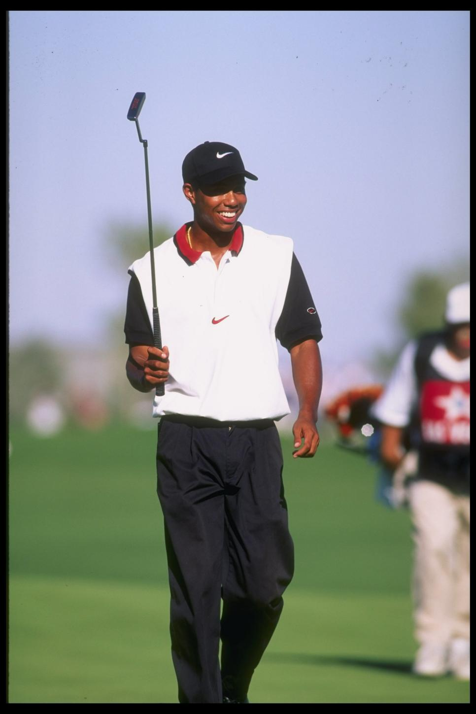 It's been 20(!) years since Tiger Woods' first PGA Tour ...