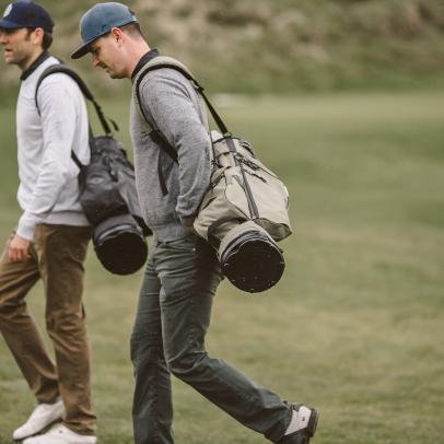 Carry On: The Inspiring Comeback Story of Jones Golf Bags