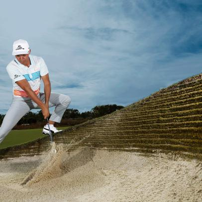Rickie Fowler: How I Handle Any Bunker Shot