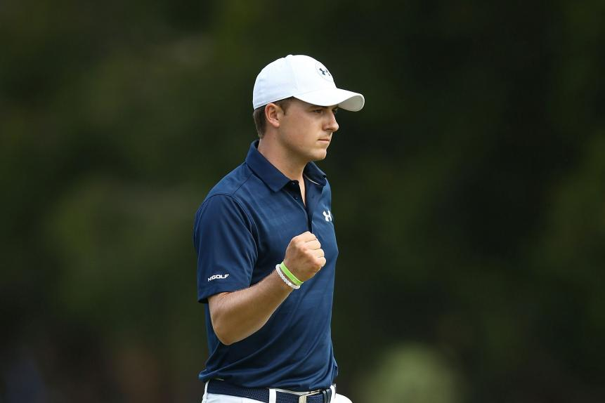 Jordan Spieth rebounds from 2016's second-half slump