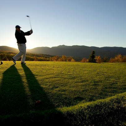 Our insider's guide to the proper Thanksgiving golf outing