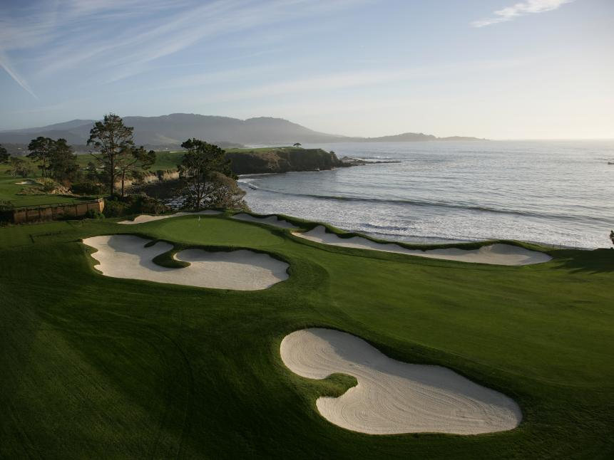 PEBBLE BEACH G. LINKS