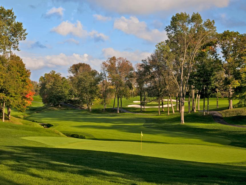 MUIRFIELD VILLAGE G.C.
