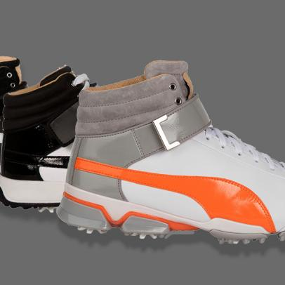 Rickie Fowler's influence on the golf shoe industry continues with Puma's line for 2017