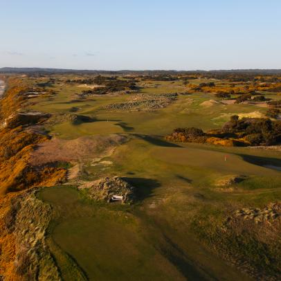 How the architect of Bandon Dunes balances the pursuit of critical and commercial success
