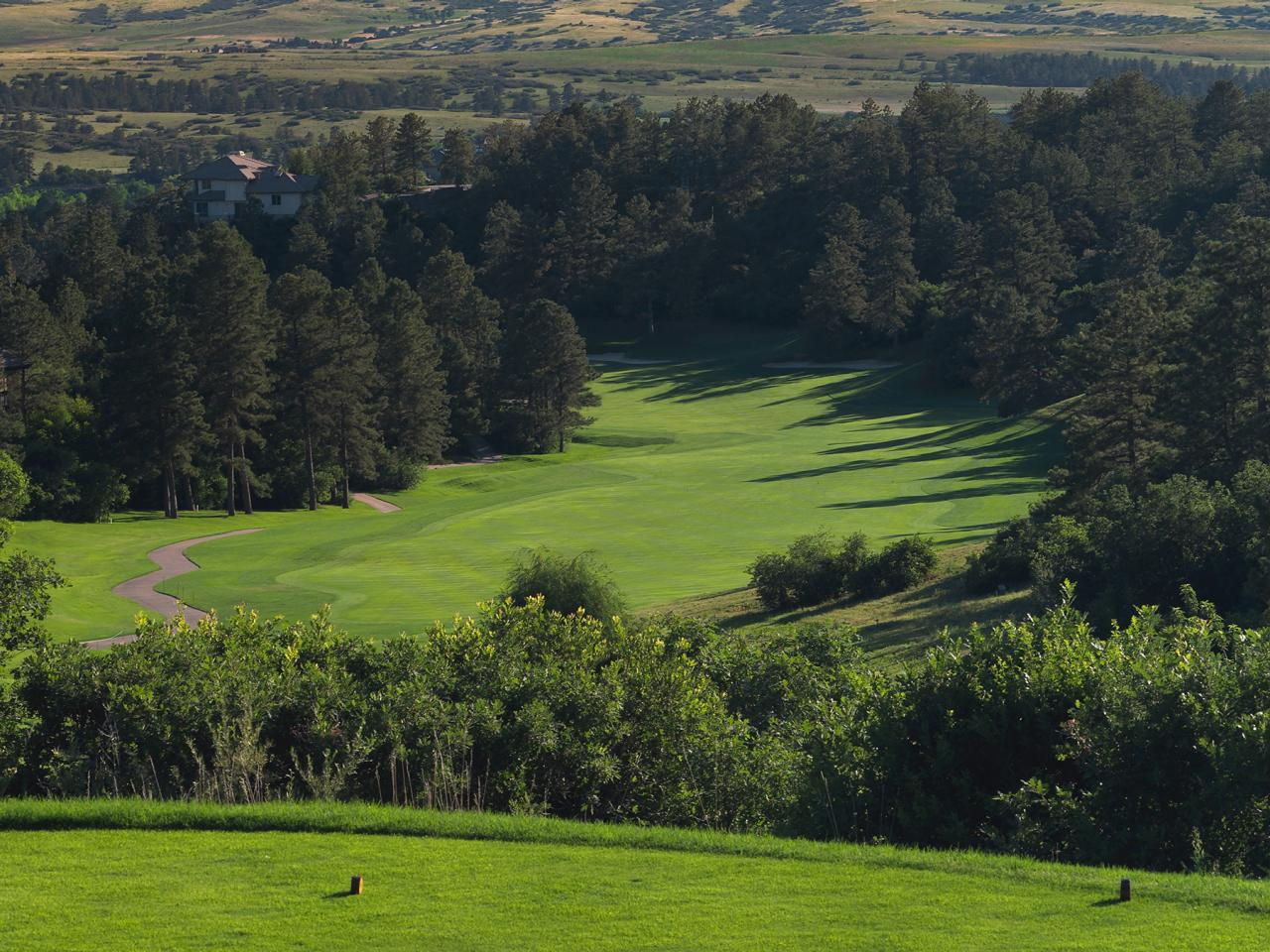 Castle Pines Golf Club | Courses | Golf Digest