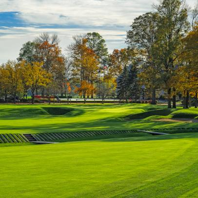 The best Pete Dye golf courses