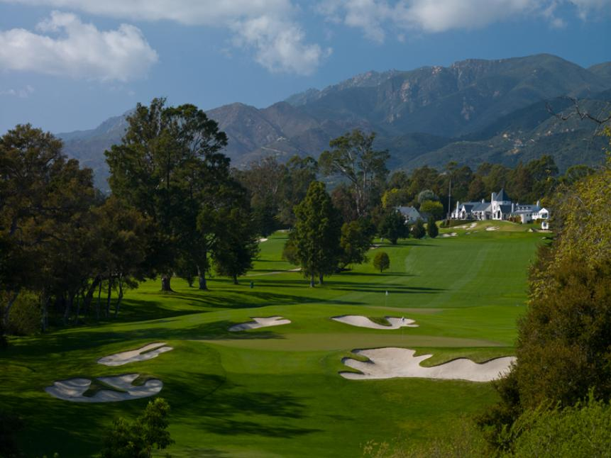 THE VALLEY CLUB OF MONTECITO (Calif.)