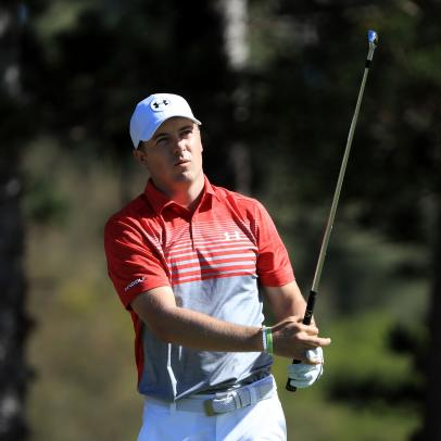 Defending champ Jordan Spieth 'surely out of it' at Kapalua after costly second-round stumbles