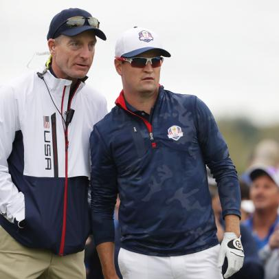 New U.S. Ryder Cup captain Jim Furyk is a popular choice among his peers