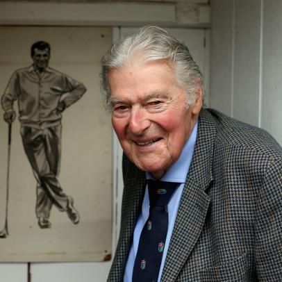 John Jacobs, 1925-2017: 'The greatest teacher in the history of the game'