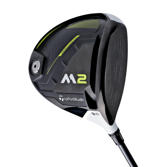 TaylorMade M2/M2 D-Type (2017)