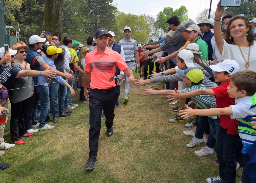 Following injury, Rory McIlroy seeks Grand Slam