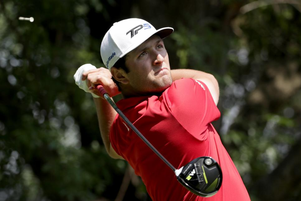 World Golf Championships-Mexico Championship - Final Round