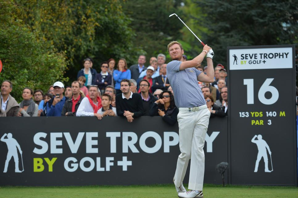 Seve Trophy - Day Four