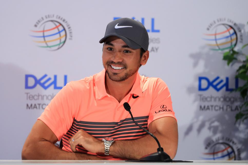 World Golf Championships-Dell Match Play - Preview Day 2