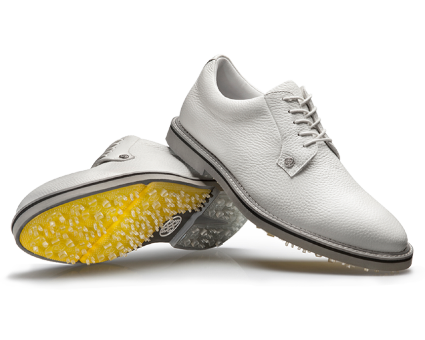 G/Fore's Gallivanter IV.0 ($185) is made with a 100 percent full grain leather upper that would pair well with essentially any outfit.
